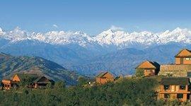 Himalayan Sunrise - Dhulikhel