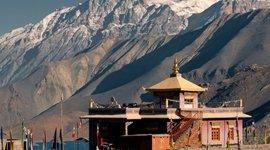 Pokhara, Jomsom, Muktinath Trek