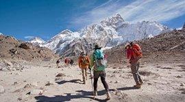 Week Below Everest Trek